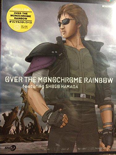 OVER THE MONOCHROME RAINBOW fe...