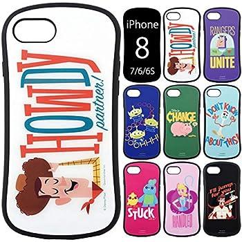 【カラー:フォーキー】iPhone8 iPhone7 iPhone6S 6 ディズニー トイストーリー4 ハイブリッド ガラス ケース カード収納 キャラクター ソフトケース ハードケース ハード グッズ ウッディ バズ エイリアン ハム ウォーキー アイフォン iphone 8 7 スマホケース カバー s-gd_7b317