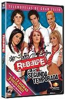 Rebelde: Segunda Temporada [DVD] [Import]