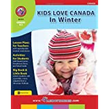 Rainbow Horizons Z94 Kids Love Canada in Winter - Grade K to 2