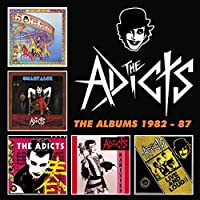 THE ALBUMS 1982-87: 5CD CLAMSHELL BOXSET