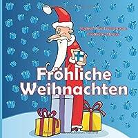 Froehliche Weihnachten - Malbuch fuer Erwachsene - Froehliche Muster (Froehliche Weihnachten!)