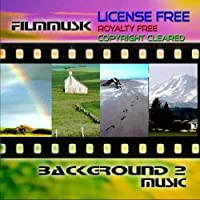 Background 2 license royalty copyright free indie score Gemafreie Filmmusik【CD】 [並行輸入品]