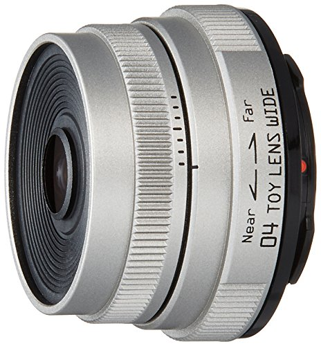PENTAX 単焦点トイレンズ 04 TOY LENS WIDE Qマウント 22097