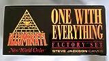 1995 Illuminati New World Order INWO Factory Set イルミナティカード ファクトリーセット(450枚入り)