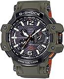 [カシオ]CASIO 腕時計 G-SHOCK Master in OLIVE DRAB グラビティマスター GPSハイブリッド電波ソーラー GPW-1000KH-3AJF メンズ
