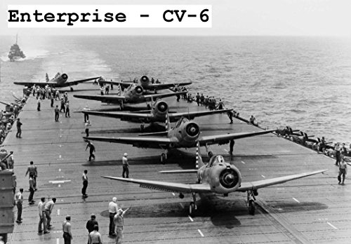 Enterprise - CV-6 (English Edition)