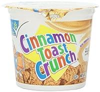 Cinnamon Toast Crunch Cereal, Single-Serve 2.0 oz Cup, 6/Pack (並行輸入品)