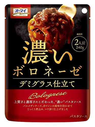 日本製粉 濃いボロネーゼ