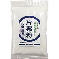 ムソー 国内産有機馬鈴薯使用・片栗粉 200g