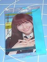セブンイレブン 限定 AKB48 チームB ウエハース カード 河西智美