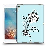 Head Case Designs リキッド・ウィズダム ティータイム iPad Pro 9.7 (2016) 専用ハードバックケース