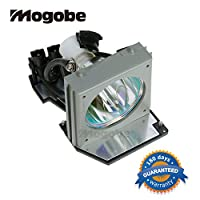 Mogobe bl-fs200b互換プロジェクターランプwith housing for OPTOMA ep738p ep739 ep739h ep745 ezpro739 h27 h27 a hd720 Xプロジェクタ