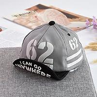 男子の帽子&キャップ赤ちゃんの夏の太陽の帽子、赤ん坊の夏の太陽の帽子、子供の 62 文字を変更するには、太陽のヘルメットは、新しい子には、通気性に優れた、純帽子グレー、調整可能