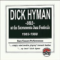 Solo at the Sacramento Jazz Fe