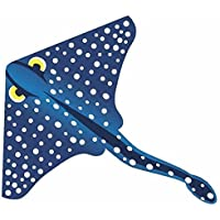 Ray Fish 42 x 55in Kite Gayla by Gala Kites [並行輸入品]