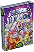 Avalanche At Yeti Mountain�Card Game