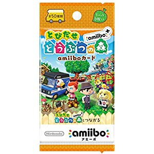 『とびだせ どうぶつの森 amiibo+』am...の関連商品1