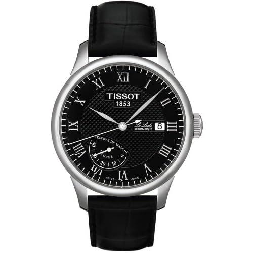 [ティソ]TISSOT 腕時計 Le Locle(ル・ ロックル) Automatic Power Reserve(オートマチック パワーリザーブ) T0064241605300 メンズ 【正規輸入品】