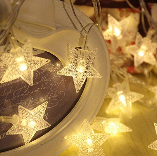 BigFox 星型装飾LEDライト LED 星 イルミネーシ...