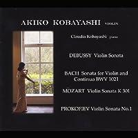 Debussy Bach Mozart & Prokofiev