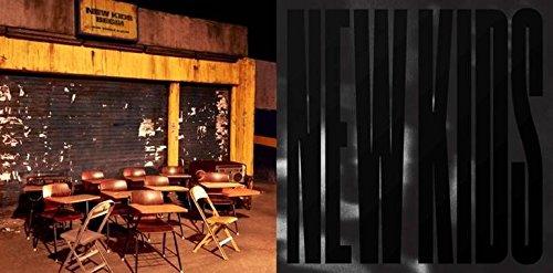 【早期購入特典あり 2枚セット】 iKON SINGLE ALBUM NEW KIDS : BEGIN (初回ポスター2枚&ミニフォト冊子)( 韓国盤 )(初回限定特典7点)(韓メディアSHOP限定)
