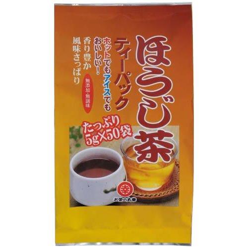 お茶の丸幸 ほうじ茶ティーバッグ 50包入
