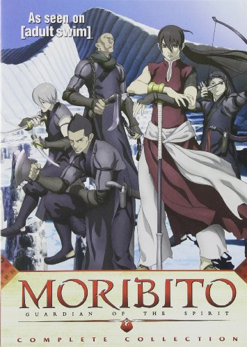 Moribito: Guardian of Spirit: Comp Collection 1-8 [DVD] [Import]
