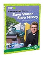 Renovation Nation: Save Water Save Money [DVD] [Import]