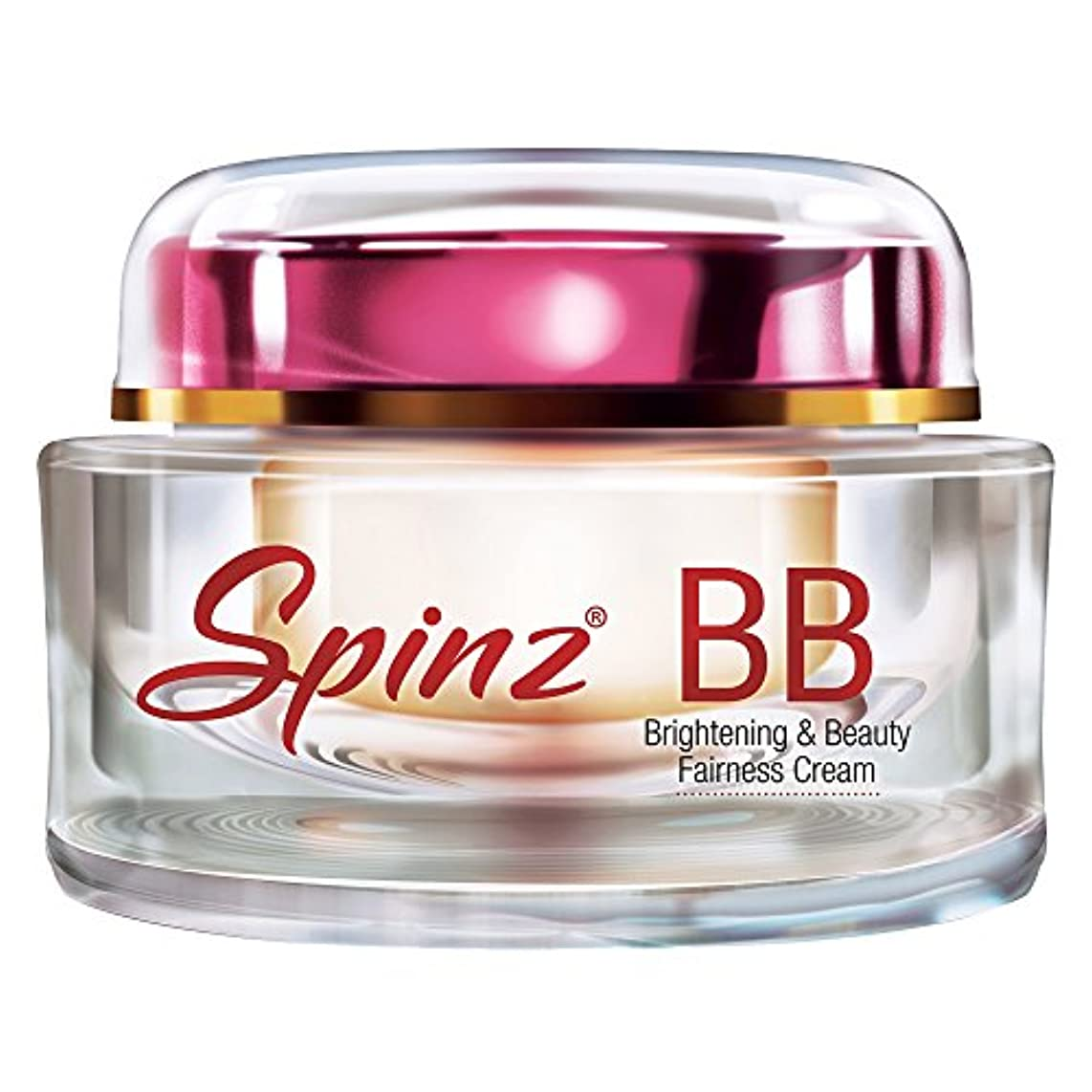 香港行列情熱Spinz BB Fairness Cream, 50gm