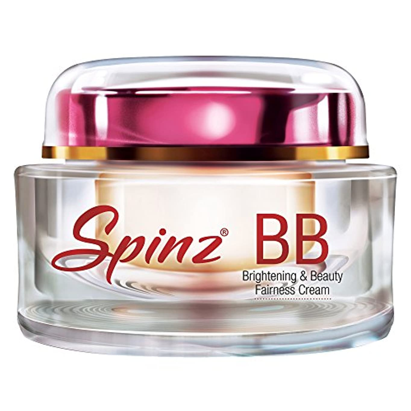 一次腹痛胆嚢Spinz BB Fairness Cream, 50gm