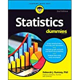 Statistics For Dummies (For Dummies (Lifestyle))