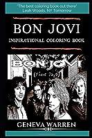 Bon Jovi Inspirational Coloring Book (Bon Jovi Books)