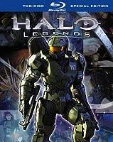 Halo Legends (2枚組) [Blu-ray]
