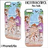 (ヘンリ ベンデル)Henri Bendel iPhone6s ケース iPhone6 BALCONY GIRL (並行輸入品)