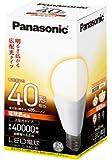 パナソニック LED電球 一般電球タイプ 広配光タイプ 6.6W (電球色相当) E26口金 電球40W形相当 485 lm LDA7LGK40W