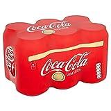 Coca Cola Vanilla (6x330ml) コカコーラバニラ( 6X330Ml )