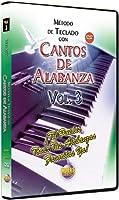Metodo Con Cantos De Alabanza: Teclado 3 [DVD]
