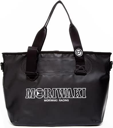 STREAMTRAIL×MORIWAKI モリワキコラボ マルシェ2-16L BLACK 防水トートバッグ