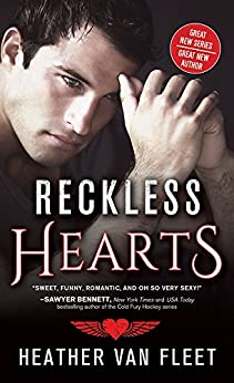 Reckless Hearts by [Fleet, Heather Van]