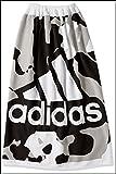 (アディダス)adidas スイミングウェア ラップタオル L DJE39 [ジュニア] DJE39 BS4833 ブラック/クリアオニキス/ホワイト 1