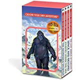 Choose Your Own Adventure Set 1: The Abominable Snowman / Journey Under the Sea / Space and Beyond / The Lost Jewels of Nabooti