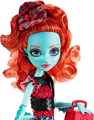 モンスターハイMonster High Monster Exchange Program Lorna McNessie Doll [並行輸入品]