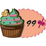 Cupcake Battery Widget HD