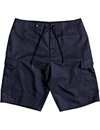 (クイックシルバー) Quiksilver メンズ 水着?ビーチウェア 海パン Manic Solid 21in Board Shorts [並行輸入品]