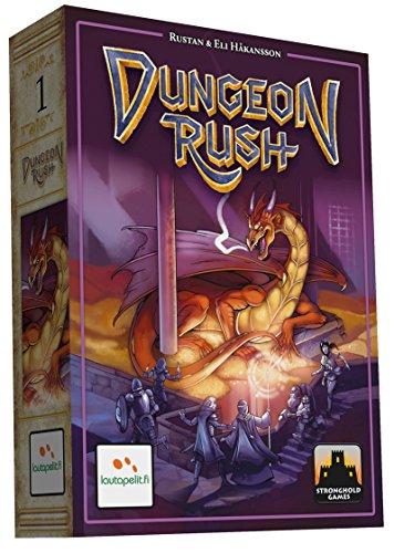 ダンジョンラッシュ (Dungeon Rush):カバー