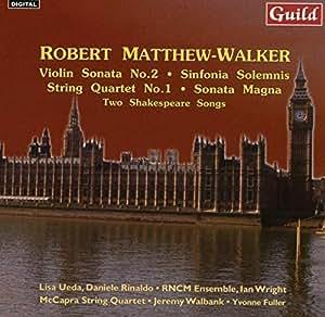 Robert Matthew-Walker