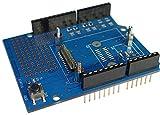 インタープラン特定小電力無線モジュール(IM315RX、IM315TRX、IM920)用Arduinoシールド IM無線シールド IM315-SHLD-RX-V2