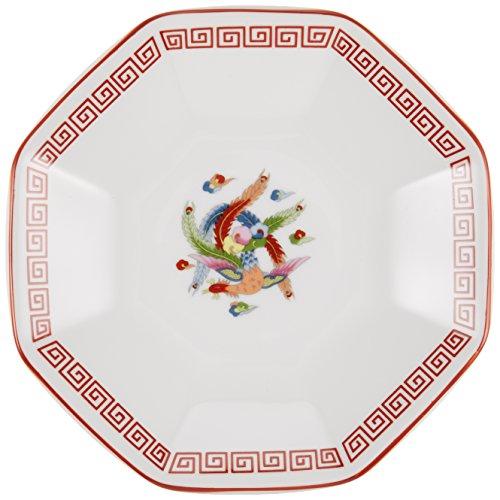 中華単品 鳳凰高台八角皿 [18.5 x 4.5cm] 中華料理 ラーメン チャーハン 飲食店 業務用