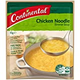 CONTINENTAL Simmer Soup |Chicken Noodle, 45g